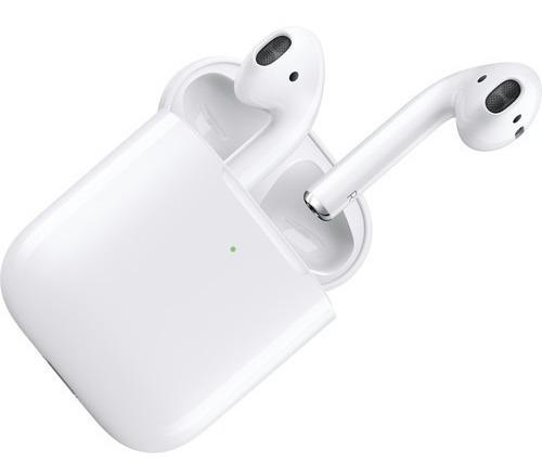 Fone Apple AirPods 2ª Geração Mrxj2am/a - Recarga Sem Fio