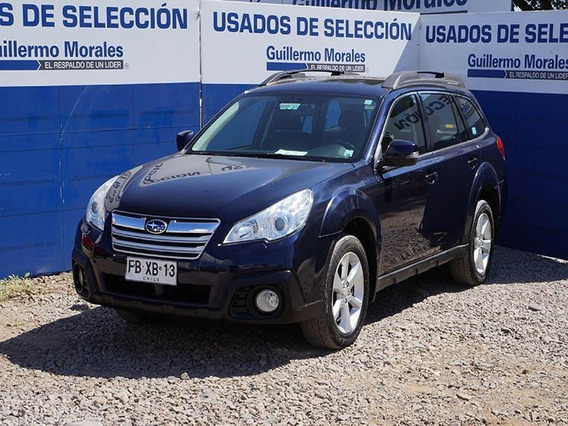 Subaru Outback 3.6 R Awd At 2014