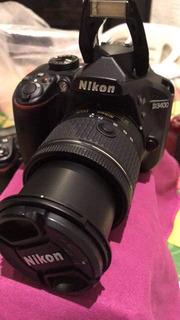 Camara Nikon 3400 Profesional