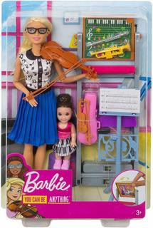 Barbie Maestra De Musica