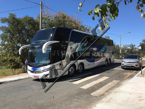 Imagem 1 de 12 de Marcopolo Paradiso Dd 1800 G7 Scania K-440 Ano 2019 Ref 624