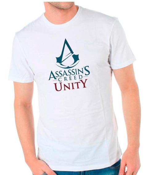 Remera Asassins Creed,gamers ,atari. Estampada.palermo