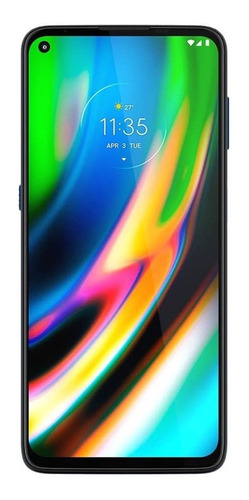 Moto G9 Plus 128 GB azul dive 4 GB RAM
