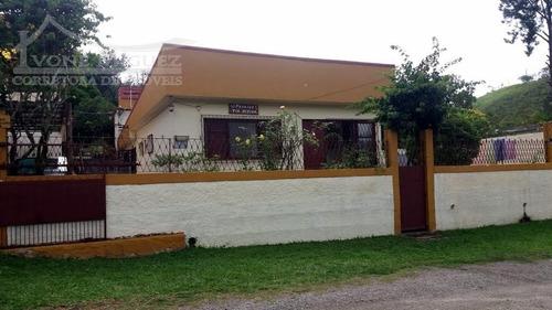 Imagem 1 de 15 de Casa Em Barão De Javary  -  Miguel Pereira - 2517