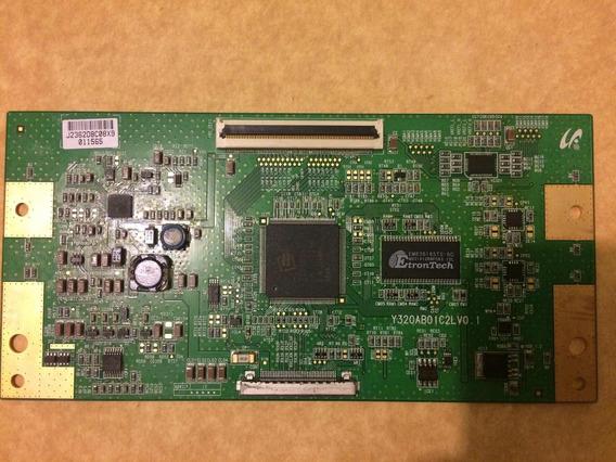 Tarjeta T-con Y320ab01c2lv0.1 Para Tv Lcd Sony 32
