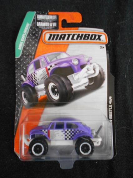 Miniatura Matchbox - Volkswagen Beetle 4x4 - 1:64
