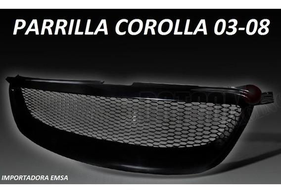 Parrilla Toyota Corolla 03-08 , Oferta