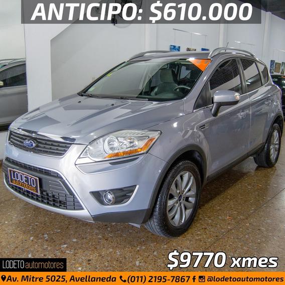 Ford Kuga 2.5t Trend 4x4 2011 Anticipo/financiacion/permuta