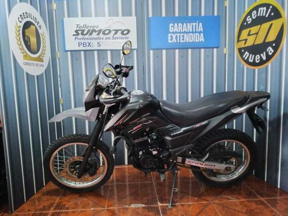 Ttr 200 Modelo 2019 Medellin