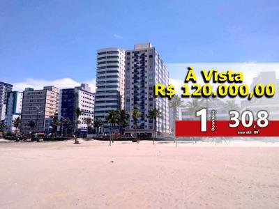 Kitnet Para Venda Em Praia Grande - Vista Mar - Kn0052