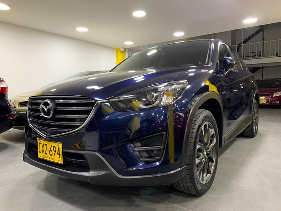 Mazda Cx5 Grand Touring Lx 2.500 4x4 Tp 2017 Sunroof