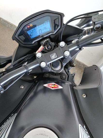 Moto Honda Cb500f *conservada*