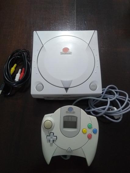 Dreamcast Top Super Branco Sega