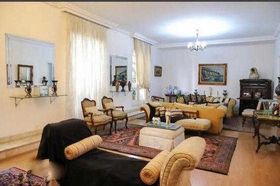 Apartamento Para Alugar No Bairro Higienópolis Em São - Ms-bs1014bahia-2