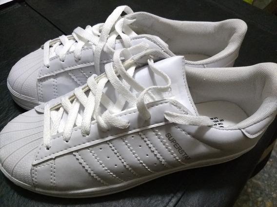 Zapatillas adidas Superstar All White