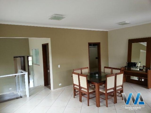 Casa No Residencial Das Ilhas - 737