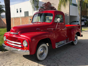 International Pick Up 6 Cilindros