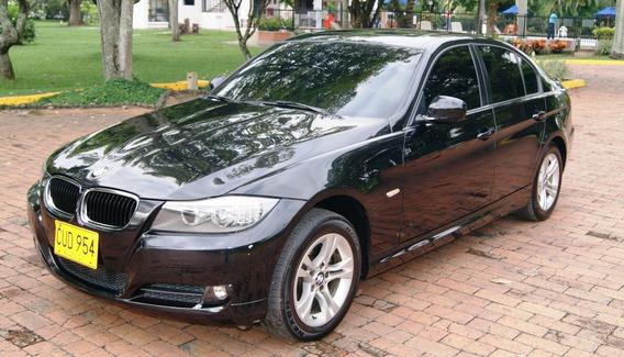 Bmw 320i E90 Motor 2.0 Automático 2012 Negro