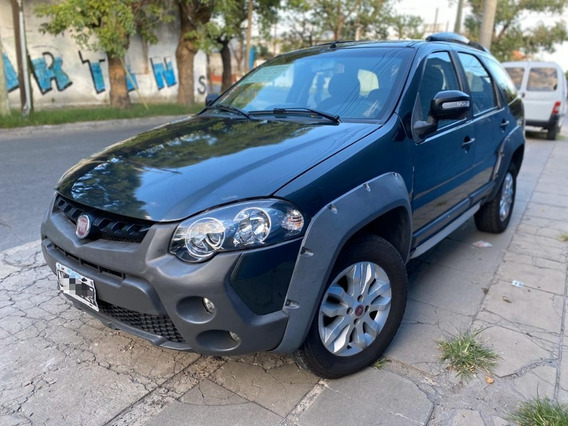 Fiat Palio Weekend 1.6 Adventure 2013