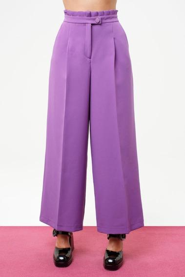Pantalon Saturno Violeta Las Pepas