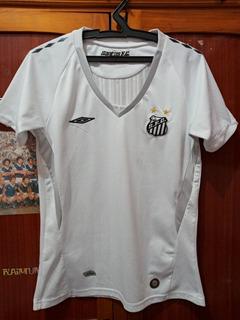 Camisa Feminina Santos Fc