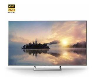Televisor X805e 4k Hdr Con 4k X-reality Pro Oferta!