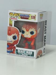 Funko Pop Beast Man - He-man
