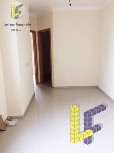 Venda Apartamento Santo Andre Campestre Ref: 14396 - 14396