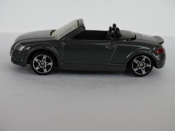 Audi Tt Roadster Cinza - Maisto - 1:64 - Loose