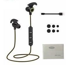 Fone De Ouvido Sem Fio Conexão Bluetooth 4.1 Awm-810 Sports
