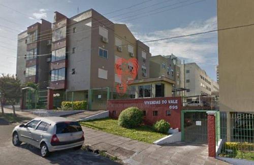 Apartamento Residencial À Venda, Vila Monte Carlo, Cachoeirinha - . - Ap0102