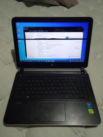 Notebook Hp Pavilion 14-v064br