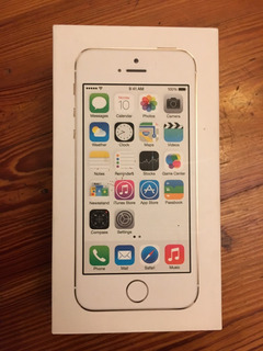 Celular iPhone 5s 32 Gb Apple 4g Chip A7 Id Touch 8mp 1.7 G