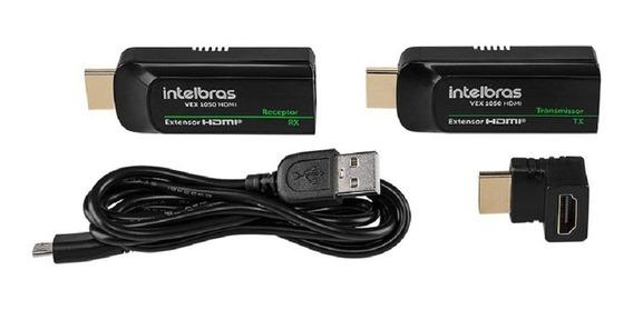 Extensor De Vídeo Intelbras Vex 1050 Hdmi