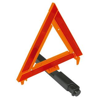 Triángulo De Seguridad, De Plástico, 29 Cm 10943