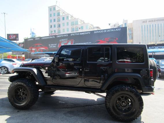 Jeep Wrangler Rubicon Recon 2017