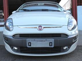 Fiat Punto 1.6 16v Essence Flex Dualogic 5p 2016