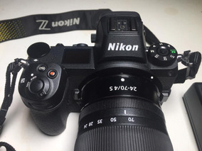 Camera Mirrorless Nikon Z7 Semi Nova