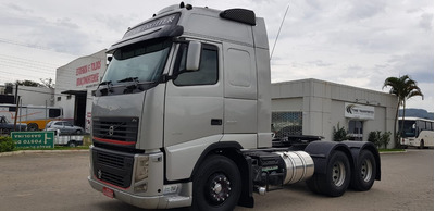 Fh520 Globetroter I-shifit 6x4 Ano 2011 A R$220000