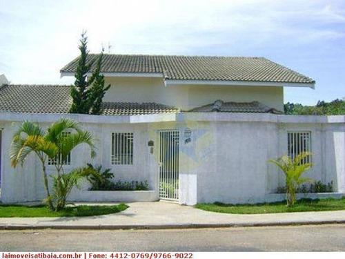 Casa Residencial À Venda, Vila Loanda, Atibaia - Ca0274. - Ca0274