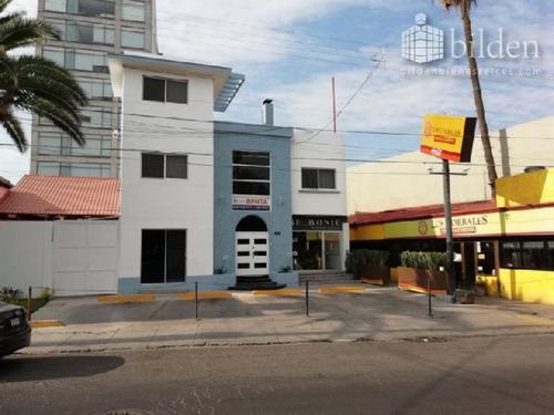 Imagen 1 de 12 de Edificio En Renta Victoria De Durango Centro