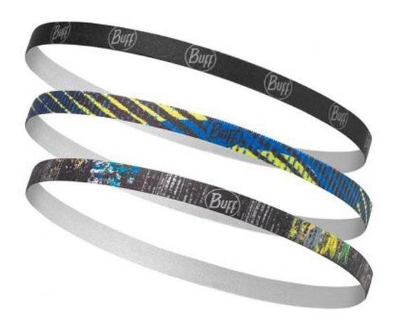 Buff Trio Balacas Hairband Nelo Mujer - Multicolor