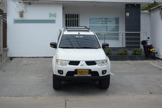Mitsubishi Nativa 2013 Con Suspencion Australiana