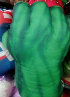 Guante Manopla De Juguete Hulk Increible Hulk Avengers