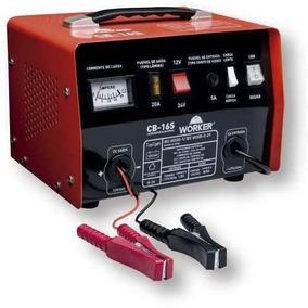 Carregador Bateria Worker Cb16s Preço Abaixo Do Custo