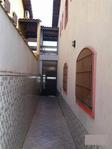 Sobrado Com 3 Dormitórios À Venda Por R$ 470.000 - Jardim Bom Clima - Guarulhos/sp - So0166