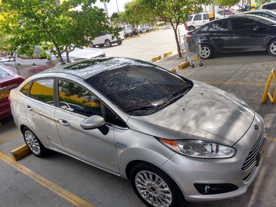 Ford Fiesta Sedan Automático Titanium (full Equipo)
