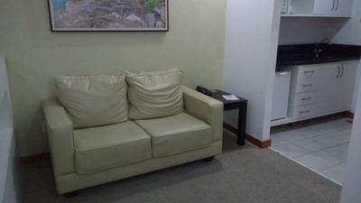 Flat 27,50m², Nacente, Armários, Garagem Coberta - Caminho Das Árvores - Fl0021
