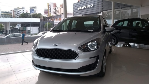 Ford Ka 1.0 Se Flex 4p