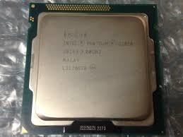 Processador Intel Pentium G2030 3.00gzh Socket 1155